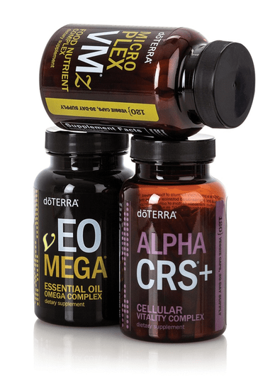 dōTERRA Lifelong Vitality Pack (Vegan)