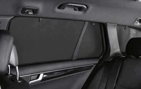 Volvo XC60 privacy shades