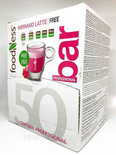 Foodness Mermaid Latte - Dolce Gusto® - 50 Capsules