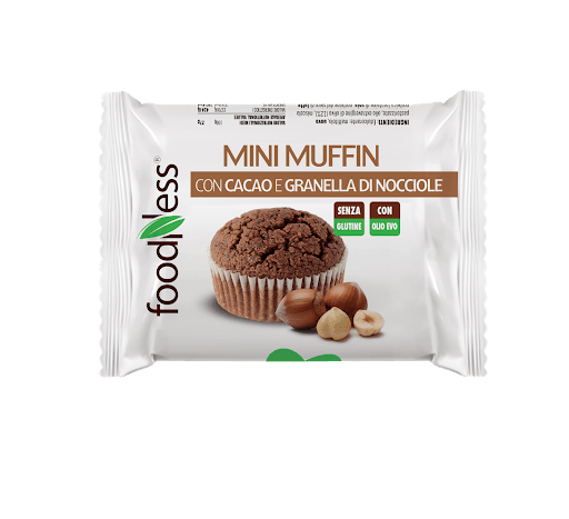 Foodness - mini muffin (27 gr.)