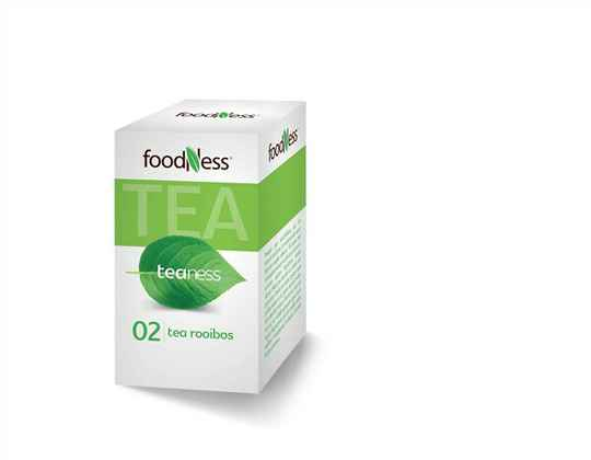 Foodness Teaness - 02 Rooibos (20 zakjes)
