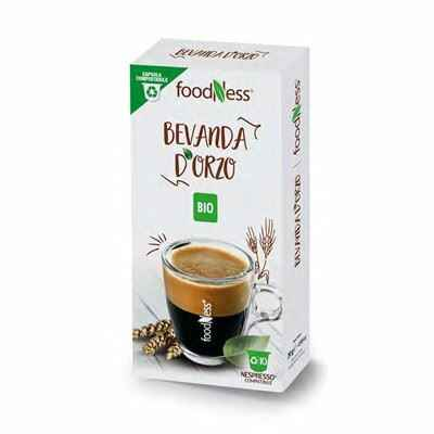 Foodness Orzo - Nespresso® cups - 10 capsules