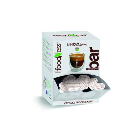Foodness - Minicao Dark - Dolce Gusto 50 capsules