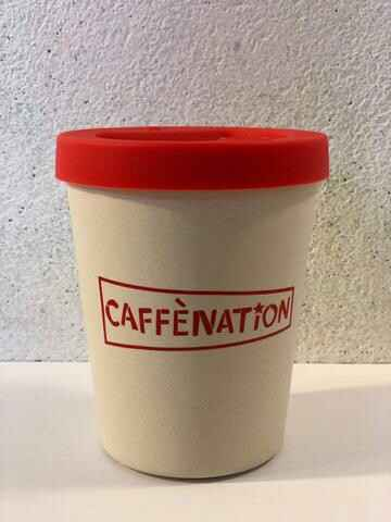 Caffènation Eco-cup (just swap it)