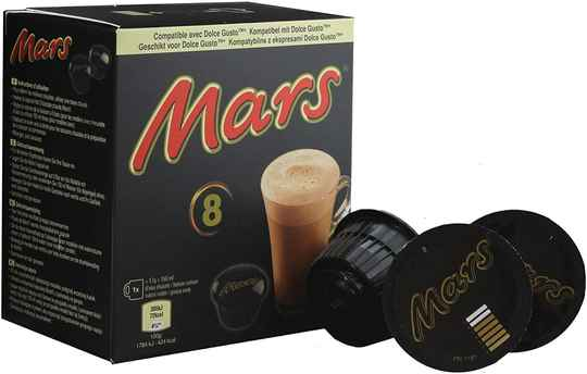Mars - 8 Dolce Gusto® capsules