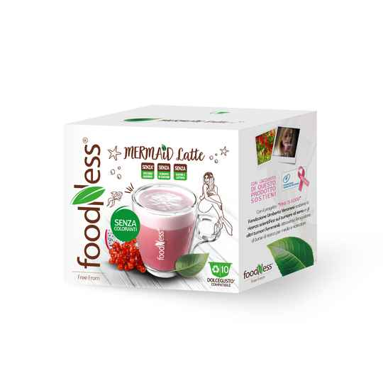 Foodness - Mermaid Latte - Dolce Gusto® - 10 capsules