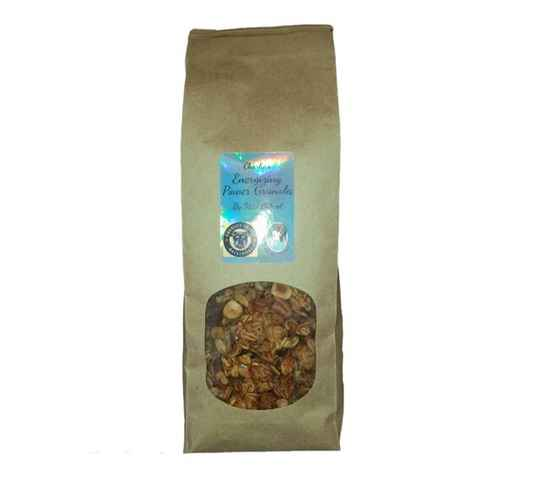 Charlie's Energizing Power Granola