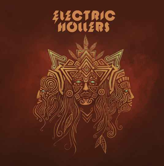 Electric Hollers - Electric Hollers (CD)