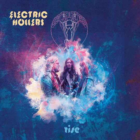 Electric Hollers - Rise CD