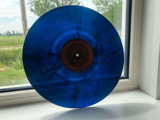 LIMITED EDITON - Electric Hollers (LP)
