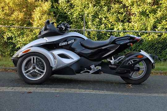Can Am Spyder RS SM5 bj 2008