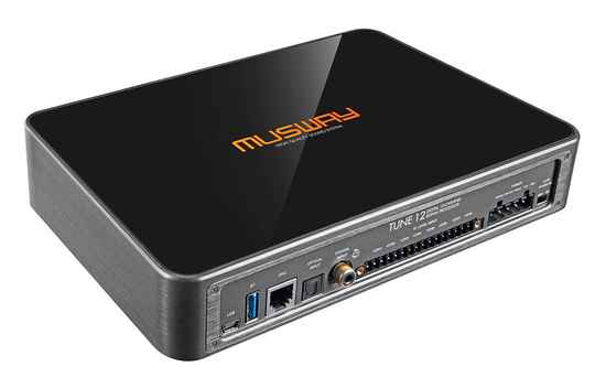 Musway TUNE12 12-CHANNEL DSP WITH PC/APP CONTROL