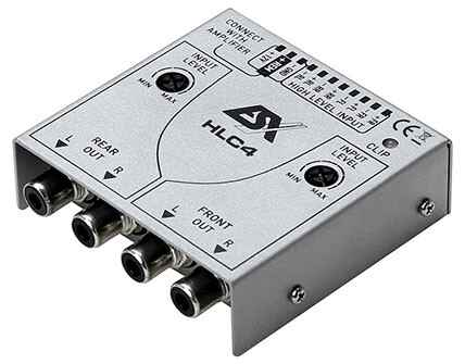 HLC4 HIGH/-LOW-LEVEL CONVERTER WITH EPS