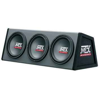MTX RT10X3DS Roadthunder 3x10'' sealed enclosure