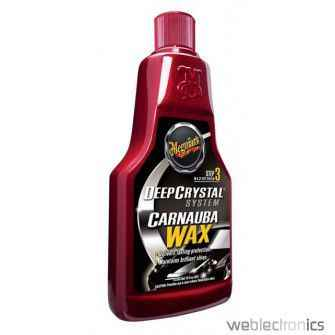 MEGUIARS STEP 3 - DEEP CRYSTAL CARNAUBA WAX