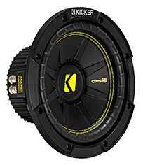 kicker 10 inch subwoofer CWCD10 25 cm
