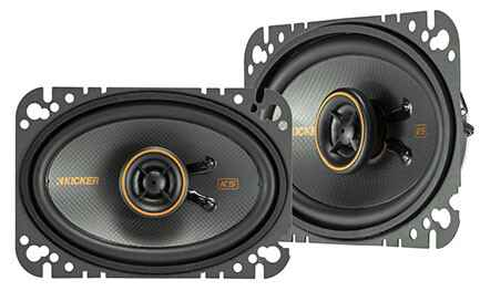 Kicker 4x6 KSC 460 speakerset
