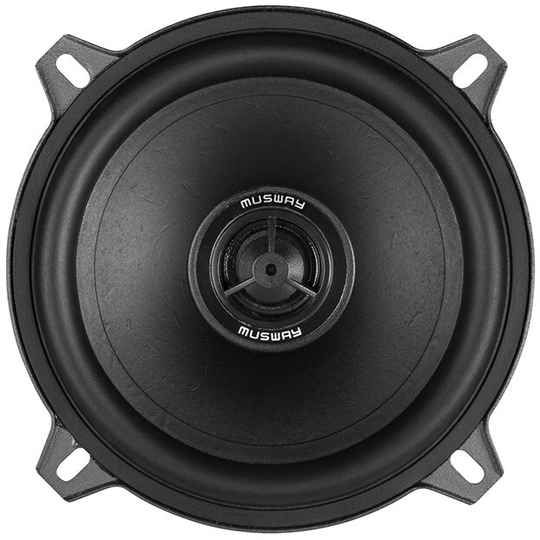 """Musway MS52 13 CM (5.25"""") 2-WAY COAXIAL-SPEAKERS"""