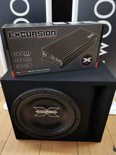 Subwoofer pakket Excursion