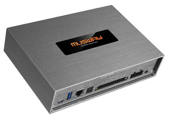 Musway DSP68  8-CHANNEL DSP WITH PC/APP CONTROL