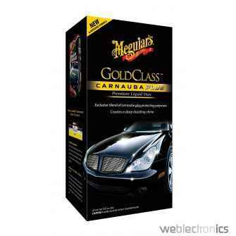 MEGUIARS GOLD CLASS CARNAUBA PLUS PREMIUM LIQUID WAX