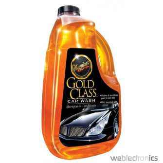 MEGUIARS GOLD CLASS CAR WASH SHAMPOO & CONDITIONER