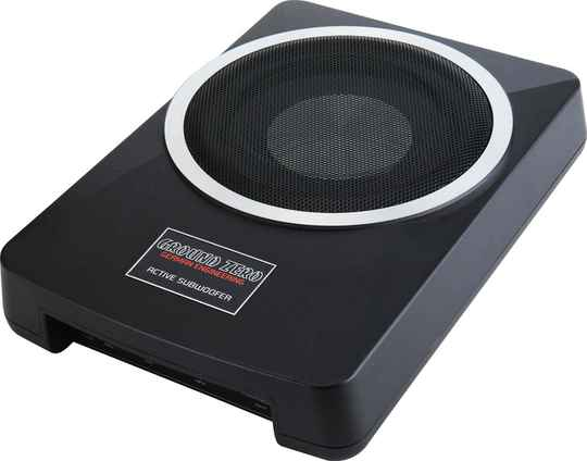 Ground Zero GZUB 800XACTII Actieve Underseat Woofer