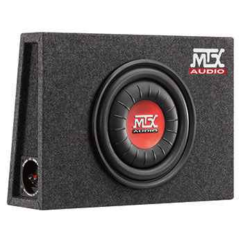 MTX RTF10AS Roadthunder 10inch flat enclosure