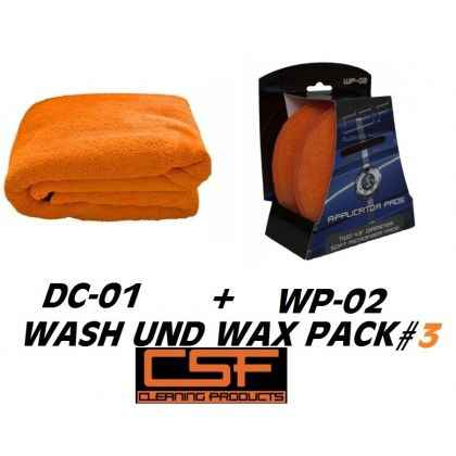 CSF CLEANING Washpack 03