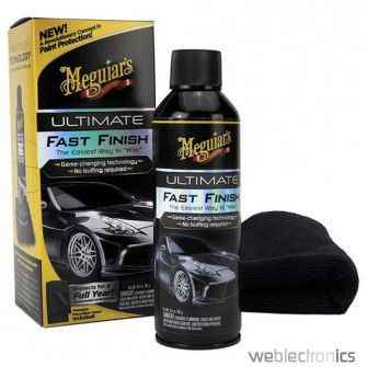 MEGUIARS ULTIMATE FAST FINISH WAX