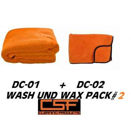CSF CLEANING Washpack 02
