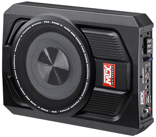 MTX RTU8P underseat powered enclosure 150W