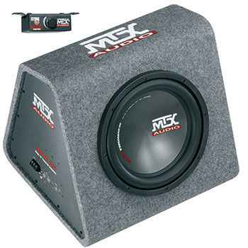 MTX RTP12 Roadthunder 12'' powered encl.220W rms Active subwoofer