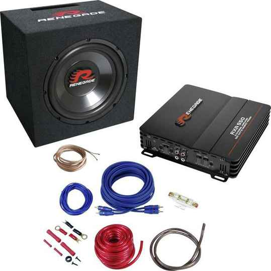 Renegade RBK550XL Car-HiFi-set