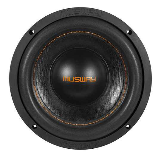"""Musway MW622  16,5 CM (6.5"""") SUBWOOFER INCL. CONNECTING CABLES"""