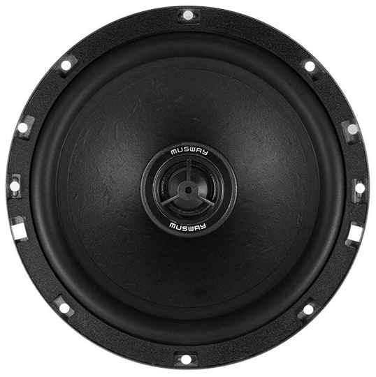 """Musway MS62  16,5 CM (6.5"""") 2-WAY COAXIAL-SPEAKERS"""