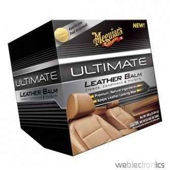 MEGUAIRS AO ULTIMATE LEATHER BALM