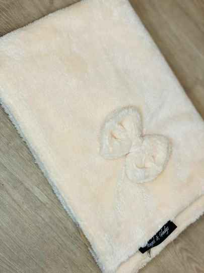 Couverture Sweet - Crema