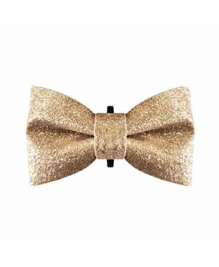 Bow Tie - Stardust Gold