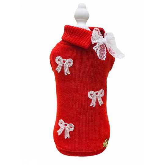 Bows Pull - Red