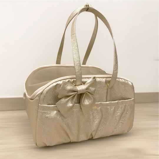 Limited Edition Travel Bag - Gold