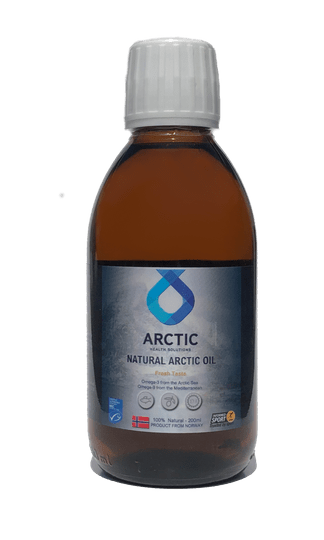 Natural Arctic Oil
