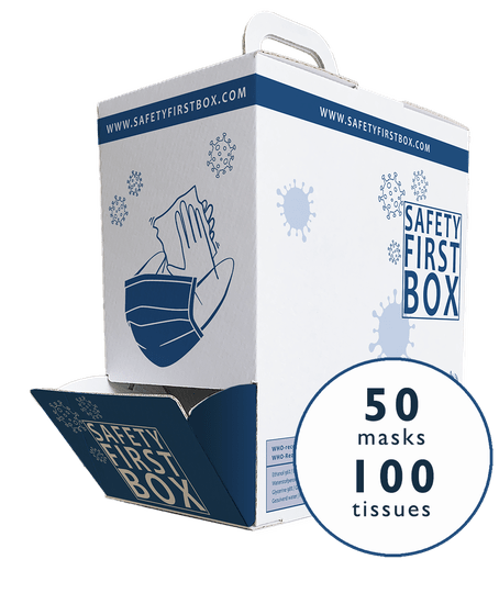 Safety First Box (50)