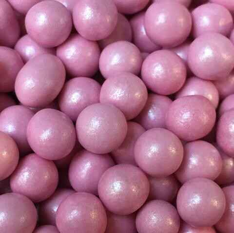 Choco pearls baby pink small