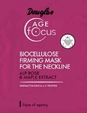 Biocellulose Firming Mask for the neckline