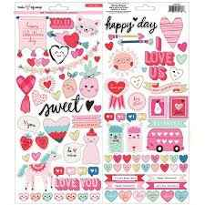 Crate paper Main squeeze Stickervel