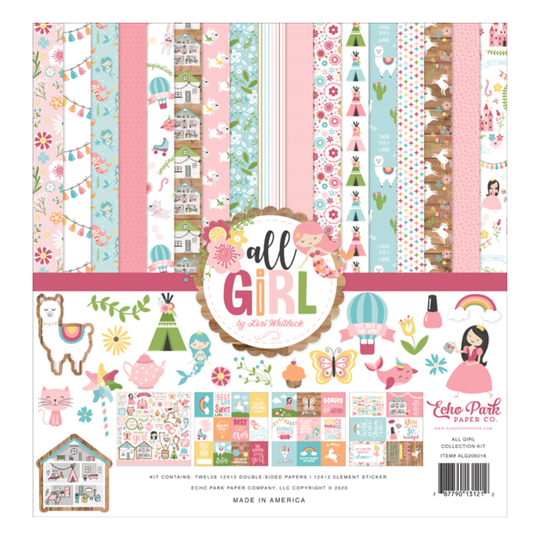 Echo Park - All Girl (Collection Kit)