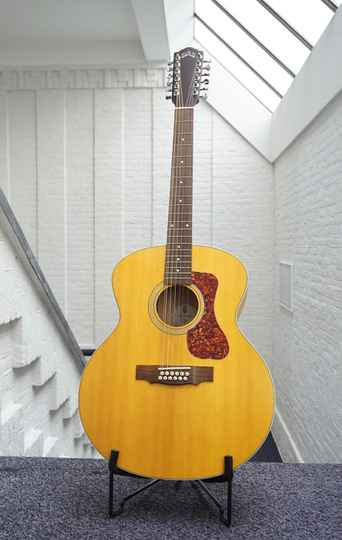Guild F-2512E Maple 12-string Jumbo