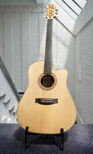Maton W.A. May Custom Shop Dreadnought Cutaway #903