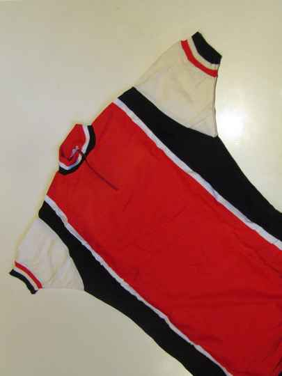 RAXAK 3 POCKET Cycling JERSEY SIZE 3 / 49cm NOS! TUB002 05 12/08/20